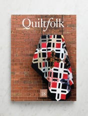 Quiltfolk Magazine, Issue 18: Illinois