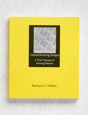 Charted Knitting Designs: A Third Treasury