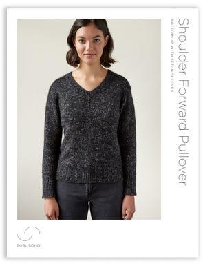 Shoulder Forward Pullover Pattern Download