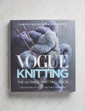 Vogue Knitting: The Ultimate Knitting Book, Spring 2018