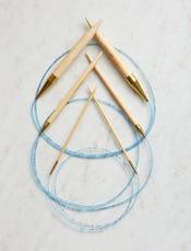 Addi Bamboo Circular Needles
