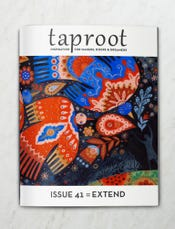 Taproot, Issue 41: Extend