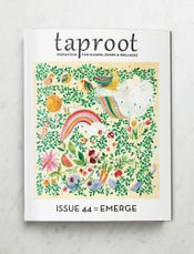 Taproot, Issue 44: Emerge