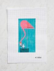 Charley Harper: Flamingo