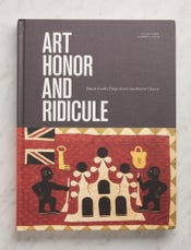 Art, Honor, and Ridicule: Fante Asafo Flags from Southern Ghana