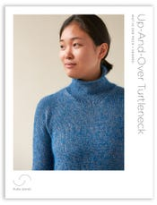 Up-And-Over Turtleneck Pattern Download