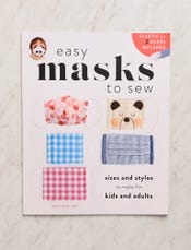 Easy Masks to Sew, Boutique-sha